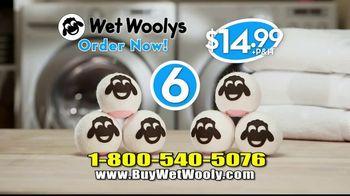 Wet Woolys TV Spot, 'All-Natural Dryer Balls' - Thumbnail 10