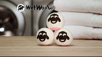 Wet Woolys TV Spot, 'All-Natural Dryer Balls' - Thumbnail 2