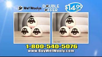 Wet Woolys TV Spot, 'All-Natural Dryer Balls' - Thumbnail 9