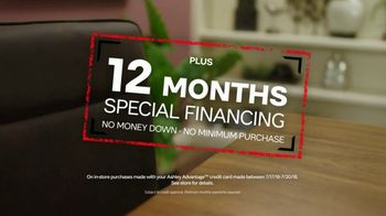 Ashley HomeStore Black Friday in July TV Spot, 'Breaking All the Rules' - Thumbnail 6