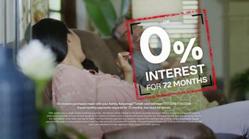 Ashley HomeStore Black Friday in July TV Spot, 'Breaking All the Rules' - Thumbnail 7