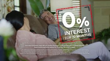 Ashley HomeStore Black Friday in July TV Spot, 'Breaking All the Rules' - Thumbnail 8