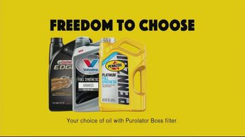 Advance Auto Parts TV Spot, 'Freedom to Choose' - Thumbnail 4