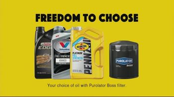 Advance Auto Parts TV Spot, 'Freedom to Choose'