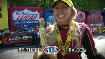 NHRA TV Spot, '2018 Chevrolet Performance U.S. Nationals' - Thumbnail 3