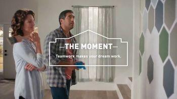 Lowe's TV Spot, 'Teamwork Makes Your Dream Work: Valspar' - Thumbnail 8