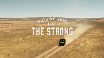 John Deere Gator XUV835M TV Spot, 'Never Too Anything: $400' - Thumbnail 7