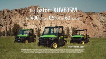 John Deere Gator XUV835M TV Spot, 'Never Too Anything: $400' - Thumbnail 9