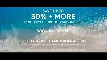 Atlantis TV Spot, 'Are You Ready?: 30 Percent' - Thumbnail 10