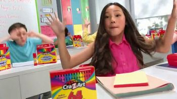 Cra-Z-Art TV Spot, 'Back to School: Go Cra-Z! Love My Cra-Z-Art!' - Thumbnail 5
