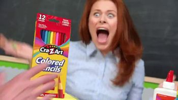 Cra-Z-Art TV Spot, 'Back to School: Go Cra-Z! Love My Cra-Z-Art!' - Thumbnail 9