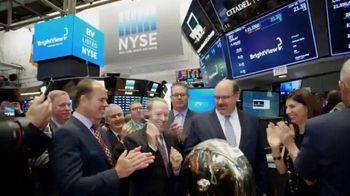 New York Stock Exchange TV Spot, 'BrightView'
