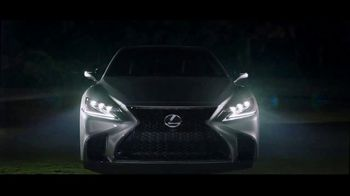2018 Lexus LS 500 TV Spot, 'Stand Out' Featuring Jason Day [T1] - Thumbnail 6