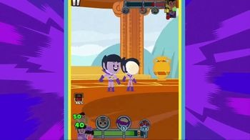Teen Titans GO Figure! TV Spot, 'Adorable' - Thumbnail 6