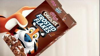 Chocolate Frosted Flakes TV Spot, \'Mmmm Chocolate\'