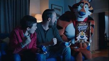Chocolate Frosted Flakes TV Spot, 'Mmmm Chocolate' - Thumbnail 6