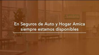 Amica Mutual Insurance Company TV Spot, 'Consulta personalizada' [Spanish] - Thumbnail 1