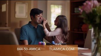 Amica Mutual Insurance Company TV Spot, 'Consulta personalizada' [Spanish] - 282 commercial airings