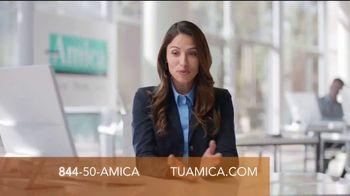 Amica Mutual Insurance Company TV Spot, 'Consulta personalizada' [Spanish] - Thumbnail 9