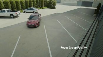 Chevrolet TV Spot, 'That's My Chevy: Focus Group Facility' [T1] - Thumbnail 1