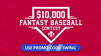 DraftKings $10,000 Fantasy Baseball Contest TV Spot, '2018 All-Star Game' - 1 commercial airings
