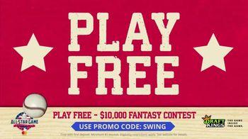 DraftKings $10,000 Fantasy Baseball Contest TV Spot, '2018 All-Star Game' - Thumbnail 10