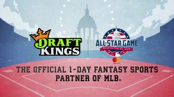 DraftKings $10,000 Fantasy Baseball Contest TV Spot, '2018 All-Star Game' - Thumbnail 2