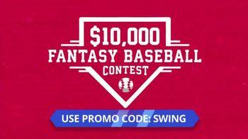 DraftKings $10,000 Fantasy Baseball Contest TV Spot, '2018 All-Star Game' - Thumbnail 3