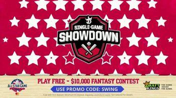 DraftKings $10,000 Fantasy Baseball Contest TV Spot, '2018 All-Star Game' - Thumbnail 6