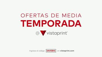 Vistaprint Ofertas de Media Temporada TV Spot, 'Ahorra en todo' [Spanish] - Thumbnail 1
