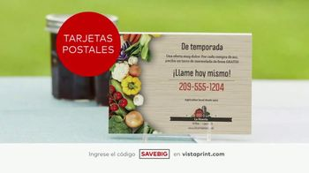Vistaprint Ofertas de Media Temporada TV Spot, 'Ahorra en todo' [Spanish] - Thumbnail 4