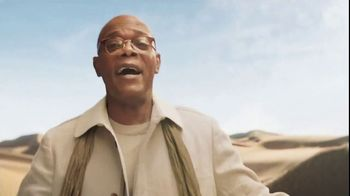 Capital One Quicksilver TV Spot, 'Desert ' Featuring Samuel L. Jackson - Thumbnail 5