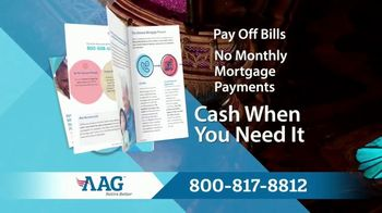 AAG Reverse Mortgage TV Spot, 'What's Your Better?' Feat. Tom Selleck - Thumbnail 8