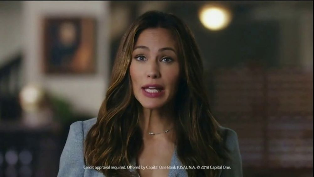 Capital One Venture Tv Commercial Library Featuring Jennifer