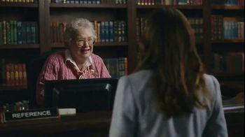 Capital One Venture TV Spot, 'Library' Featuring Jennifer Garner - Thumbnail 8