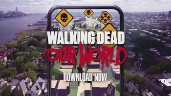 The Walking Dead: Our World TV Spot, 'A Day in the Life: Birthday Party' - Thumbnail 7