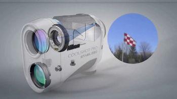 Nikon Sport Optics Coolshot Pro Stabilized TV Spot,  'Already Named No. 1' - Thumbnail 3