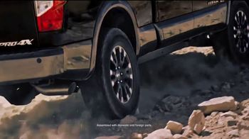 2018 Nissan Titan TV Spot, 'Made in America' [T2] - Thumbnail 3