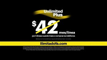 Sprint Unlimited Plus TV Spot, 'Roberto viene' [Spanish] - Thumbnail 9