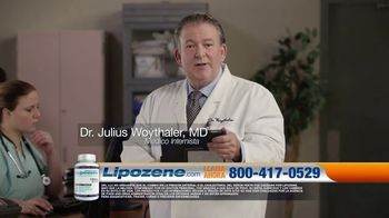 Lipozene TV Spot, 'Cirugía de rodilla' con Rodney Peete [Spanish] - Thumbnail 3