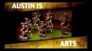 Austin Convention & Visitors Bureau TV Spot, 'Austin Is...' - Thumbnail 4