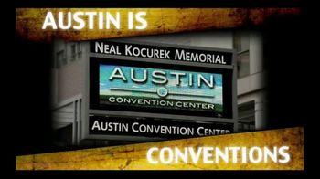 Austin Convention & Visitors Bureau TV Spot, 'Austin Is...' - Thumbnail 5