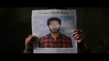 Proper Cloth TV Spot, 'You Do You' - 555 commercial airings