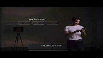 Proper Cloth TV Spot, 'You Do You' - Thumbnail 3
