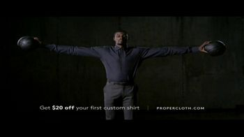 Proper Cloth TV Spot, 'You Do You' - Thumbnail 6