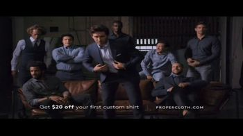 Proper Cloth TV Spot, 'You Do You' - Thumbnail 7