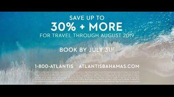 Atlantis TV Spot, 'Invitation: July' - Thumbnail 10