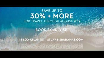 Atlantis TV Spot, 'Invitation: July' - Thumbnail 9