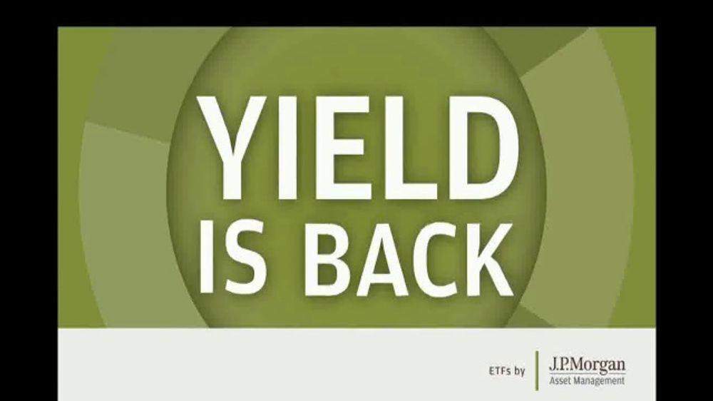 JPMorgan Chase & Co  Asset Management TV Commercial, 'ETFs' - Video