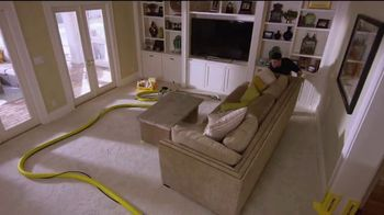 Stanley Steemer TV Spot, 'Moving Furniture: Three Rooms' - Thumbnail 4